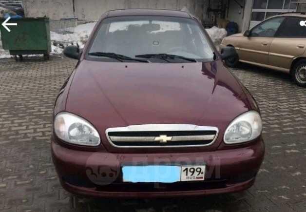 Chevrolet Lanos, 2008 год, 169 000 руб.