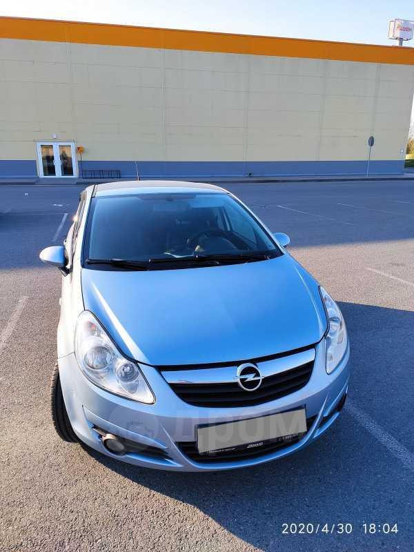 Opel Corsa, 2008 год, 340 000 руб.