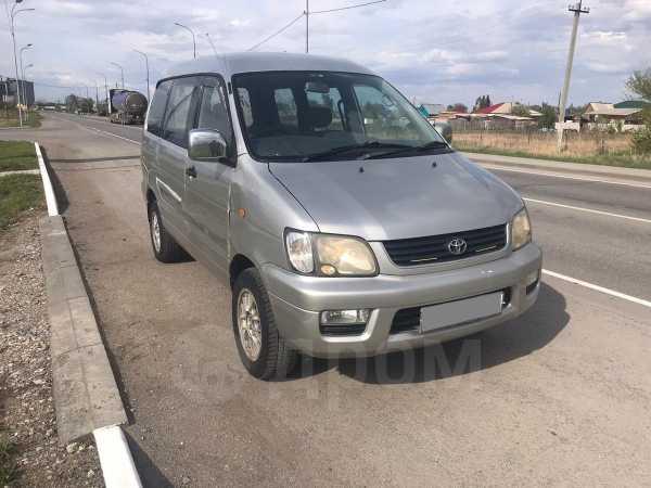 Toyota Town Ace Noah, 2001 год, 180 000 руб.