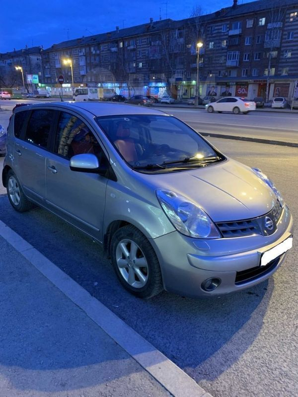 Nissan Note, 2008 год, 410 000 руб.