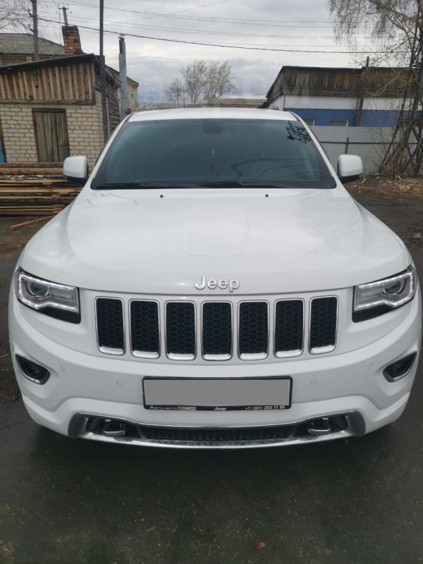 Jeep Grand Cherokee, 2013 год, 1 950 000 руб.