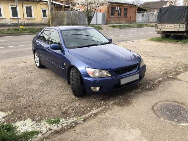 Toyota Altezza, 2001 год, 365 000 руб.