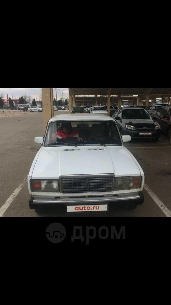 Лада 2107, 1988 год, 33 000 руб.