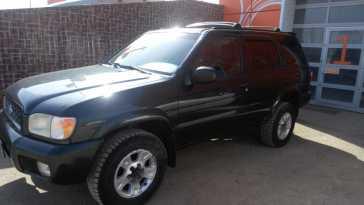 Октябрьский Pathfinder 2000