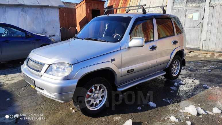 Chevrolet Niva, 2006 год, 240 000 руб.