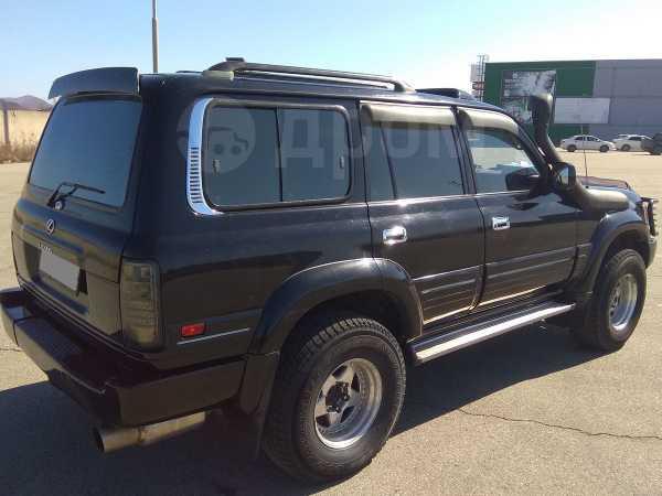 Toyota Land Cruiser, 1997 год, 900 000 руб.