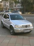 Mercedes-Benz M-Class, 2004 год, 599 000 руб.