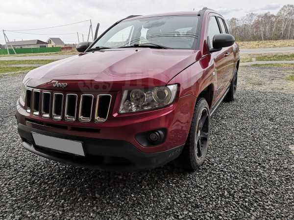 Jeep Compass, 2012 год, 730 000 руб.
