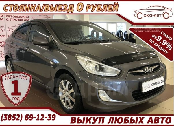 Hyundai Solaris, 2014 год, 568 000 руб.