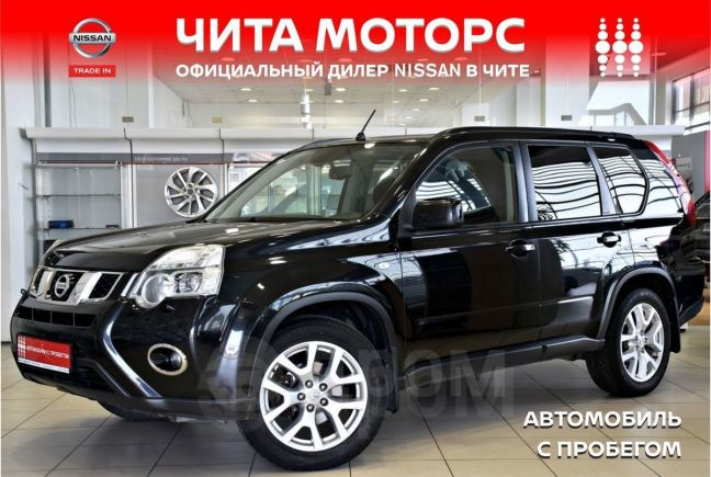 Nissan X-Trail, 2012 год, 729 000 руб.