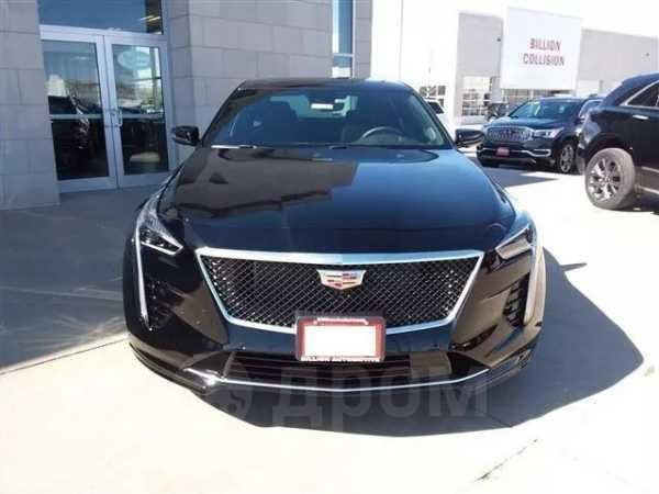 Cadillac CT6, 2020 год, 8 500 000 руб.