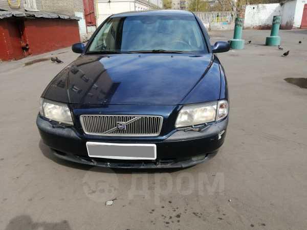 Volvo S80, 2000 год, 160 000 руб.