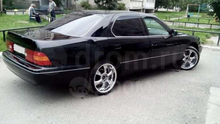 Lexus LS400, 2000 год, 550 000 руб.