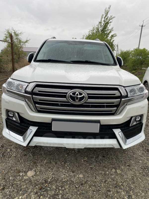 Toyota Land Cruiser, 2017 год, 4 250 000 руб.