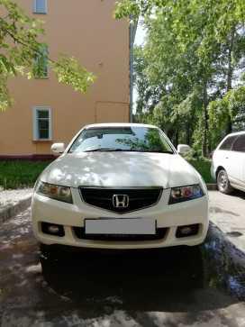 Новосибирск Honda Accord 2004