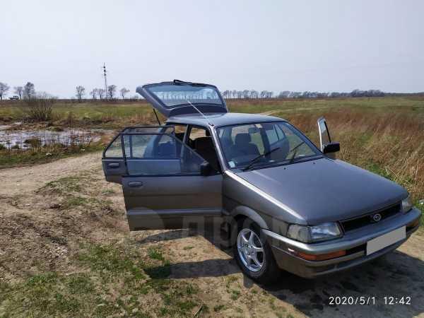 Subaru Justy, 1989 год, 65 000 руб.