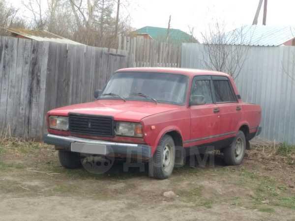 Лада 2107, 1993 год, 29 000 руб.