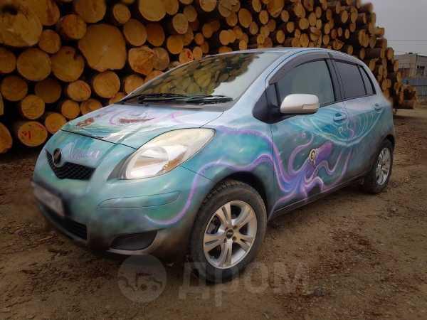 Toyota Vitz, 2008 год, 355 000 руб.