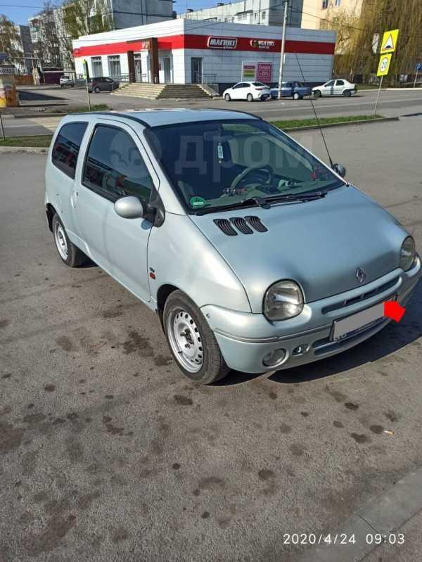 Renault Twingo, 2002 год, 157 000 руб.