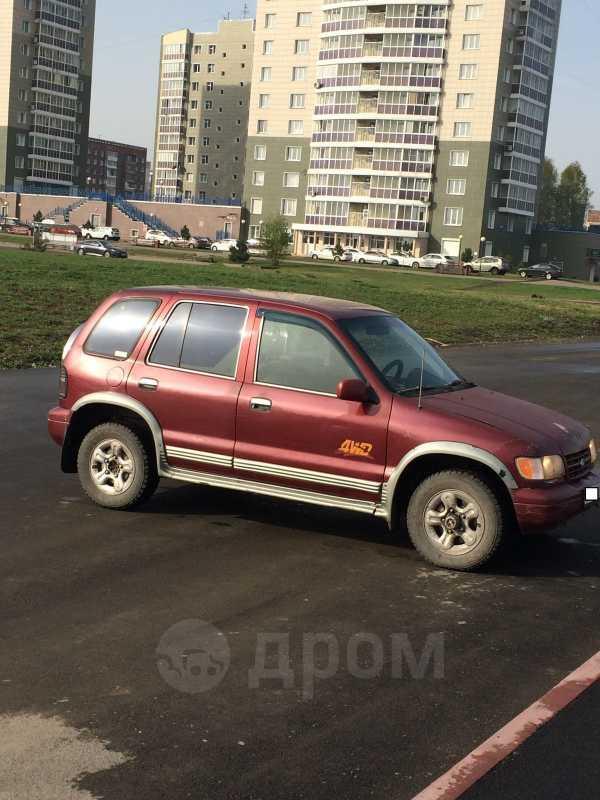 Kia Sportage, 1995 год, 150 000 руб.