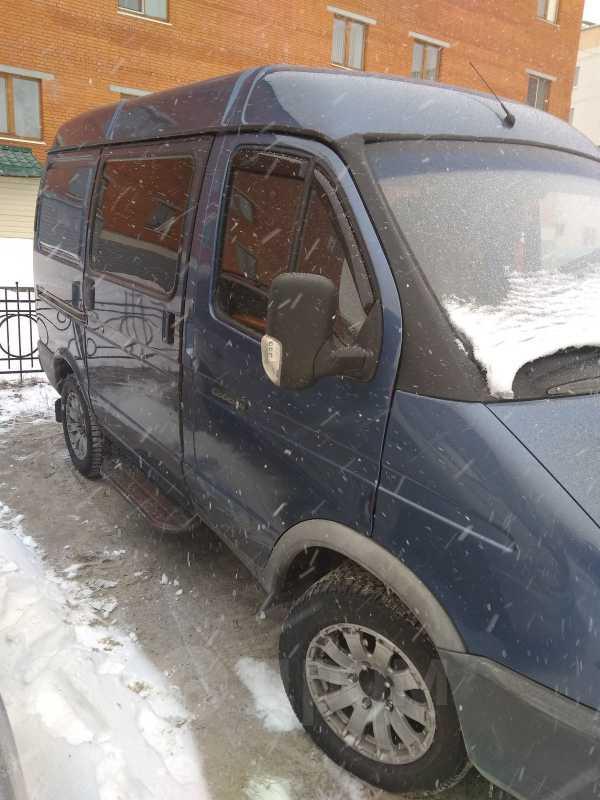 ГАЗ 2217, 2010 год, 260 000 руб.