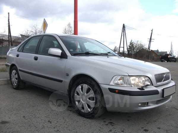 Volvo S40, 2002 год, 160 000 руб.