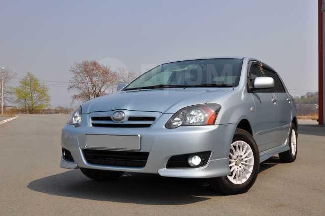 Toyota Allex, 2006 год, 475 000 руб.