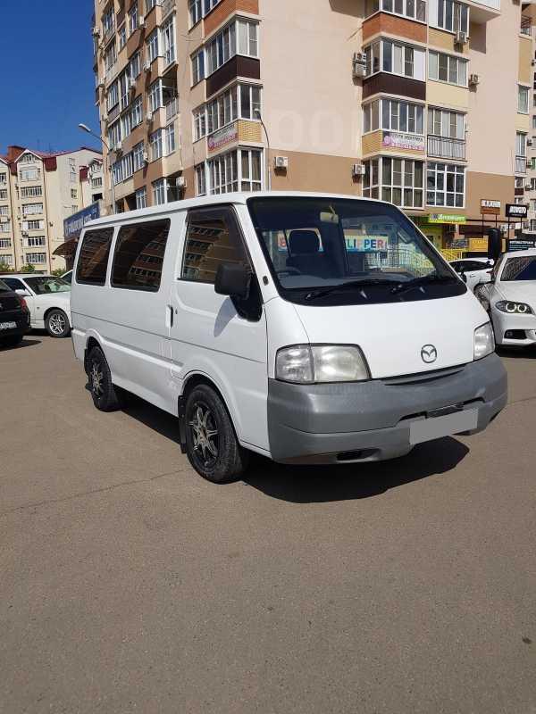 Mazda Bongo, 2004 год, 220 000 руб.
