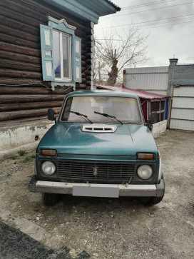 Курган 4x4 2121 Нива 1984