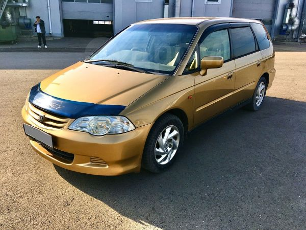 Honda Odyssey, 2001 год, 333 000 руб.