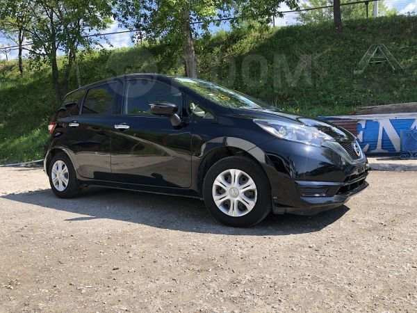 Nissan Note, 2017 год, 560 000 руб.