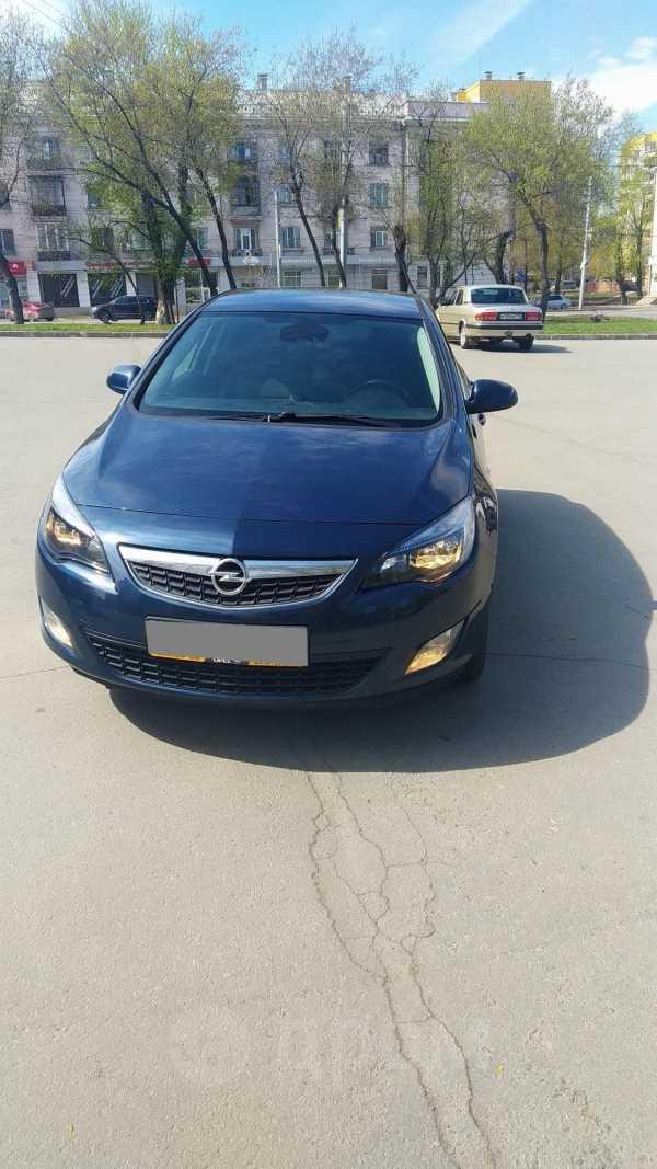 Opel Astra, 2010 год, 499 000 руб.