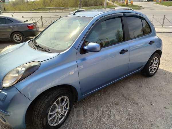 Nissan Micra, 2008 год, 310 000 руб.