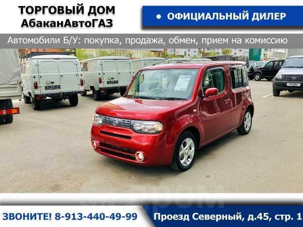 Nissan Cube, 2016 год, 624 000 руб.