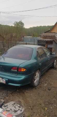 Новосибирск Cavalier 1996