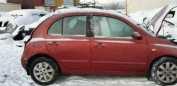 Nissan Micra, 2008 год, 45 000 руб.