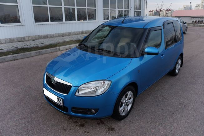 Skoda Roomster, 2008 год, 390 000 руб.