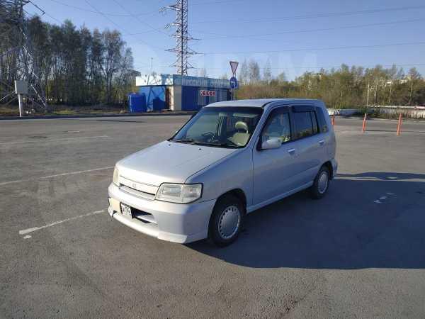 Nissan Cube, 2002 год, 180 000 руб.