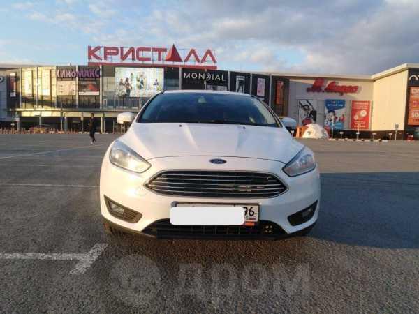 Ford Focus, 2018 год, 870 000 руб.