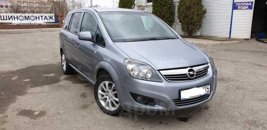 Opel Zafira, 2010 год, 399 000 руб.