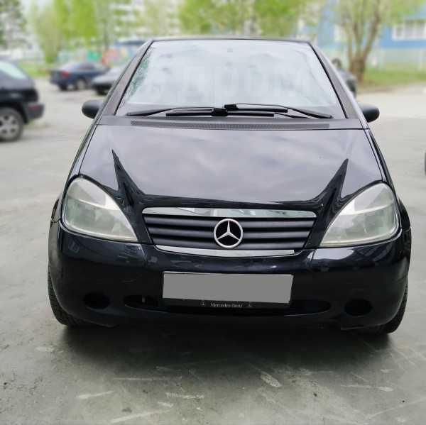 Mercedes-Benz A-Class, 2001 год, 220 000 руб.