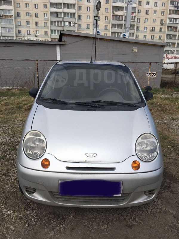 Daewoo Matiz, 2011 год, 119 000 руб.