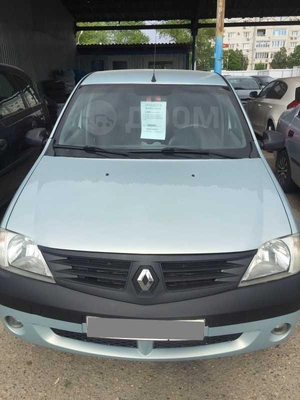Renault Logan, 2008 год, 265 000 руб.