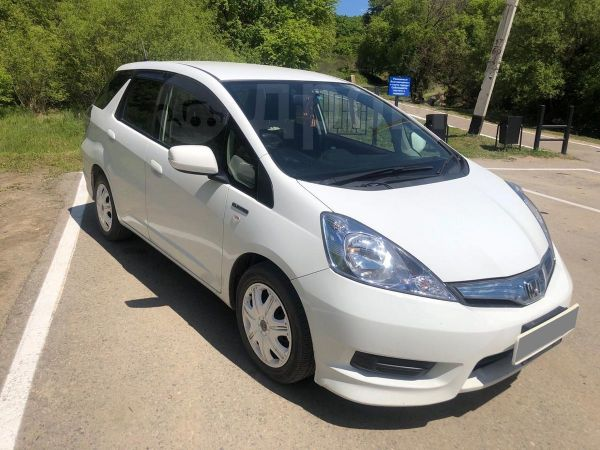 Honda Fit Shuttle, 2013 год, 530 000 руб.