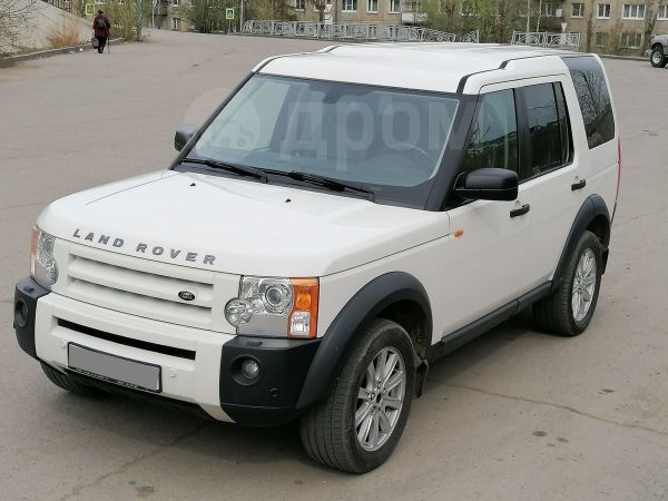 Land Rover Discovery, 2008 год, 820 000 руб.