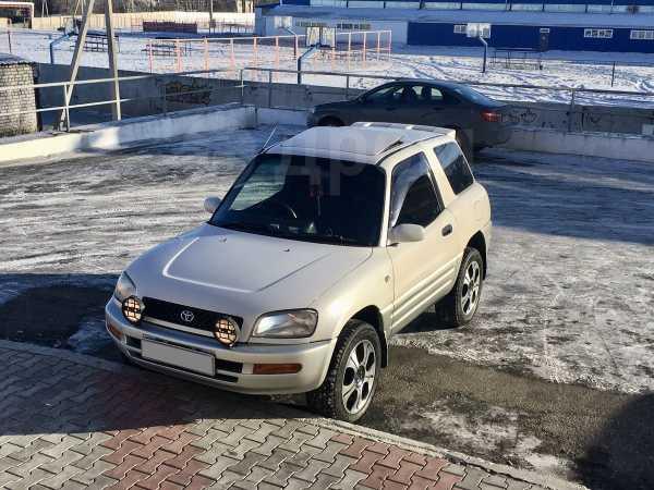 Toyota RAV4, 1996 год, 290 000 руб.