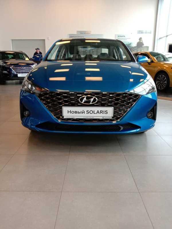 Hyundai Solaris, 2020 год, 1 198 000 руб.
