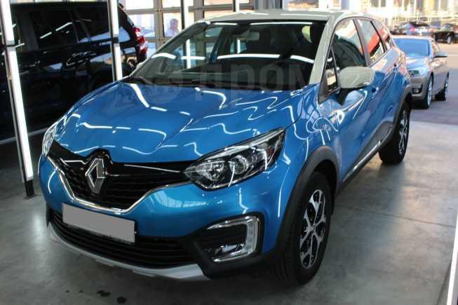 Renault Kaptur, 2017 год, 1 125 000 руб.