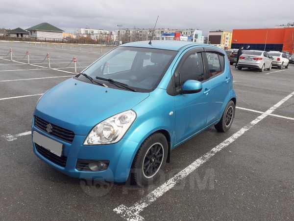 Suzuki Splash, 2009 год, 310 000 руб.