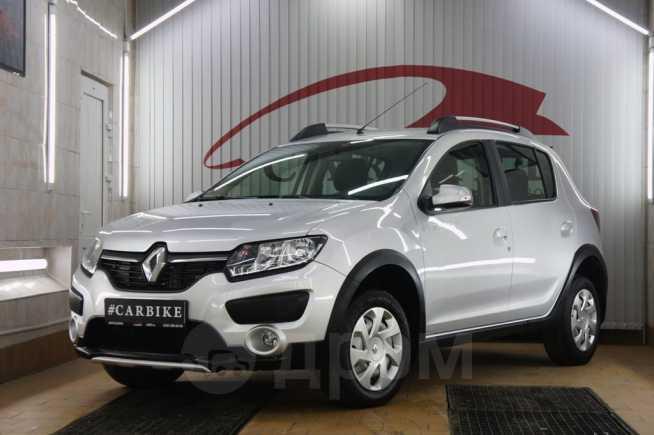 Renault Sandero Stepway, 2017 год, 579 000 руб.